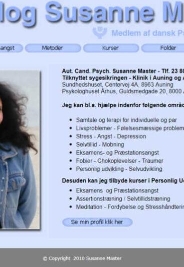 psykolog Auning